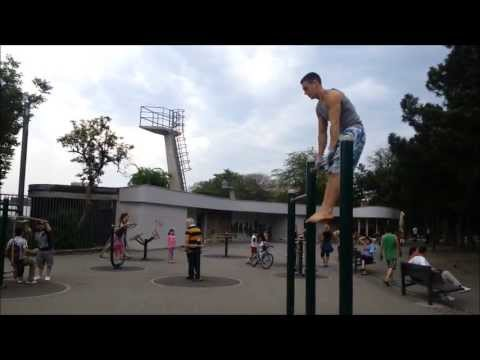 Street Workout Belgrade