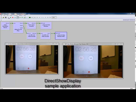Compression using DirectShow Filters