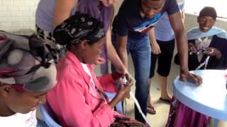 Ethiopia Women's Craft Camp 2014