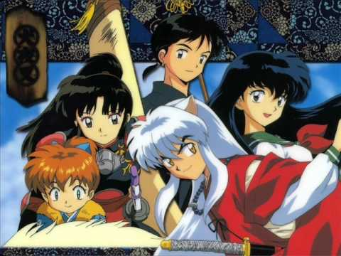 Inuyasha - I Am Instrumental Version