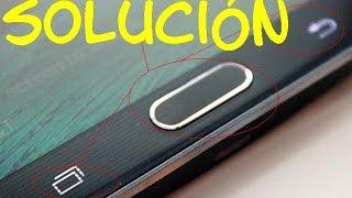 Solucionar botones táctiles Inicio, Reciente, Atrás que no funcionan en el teléfono Android