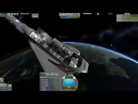 Let's Fly Kerbal Space Program: Mission Controller Mod, part 19, Slideshow Launch