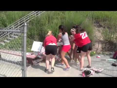 North Attleboro High School Student, Summer McGowan for Sharon Credit Union