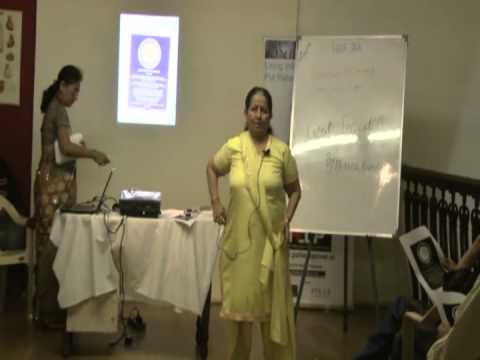 Twin Heart Meditation With Great Invocation By Ms. Hina Kamdar video
