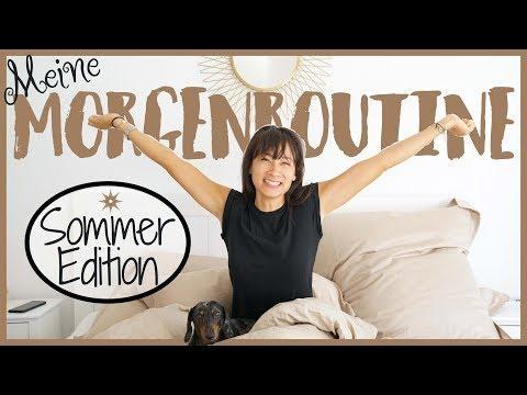 MORGENROUTINE im Sommer - Fit und Gesund in den Tag starten - BodyKiss