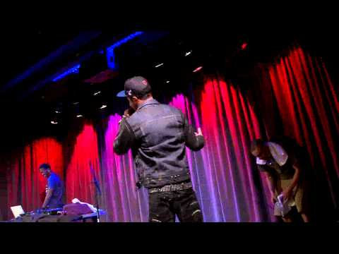 New Boyz Perform Backseat and You're A Jerk At AMP Radio GRAMMY Switch Party