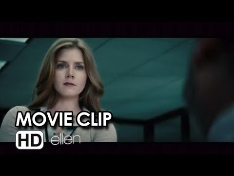 Man Of Steel Movie Clip - The Story Was Smoke?