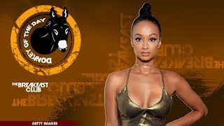 Draya Michele Complains About Helping With Her Son