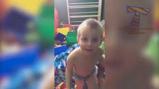 OMG, this is SO FUNNY! Most HILARIOUS MESS & TROUBLE MAKING KIDS!   TRY NOT TO LAUGH 2019