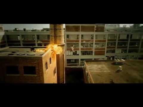 Трейлер 13 район Кирпичный особняк  Brick Mansions