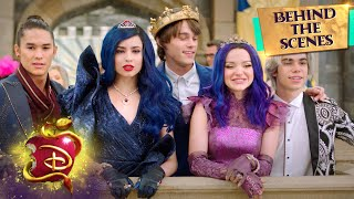 Break this Down 💥 | Behind the Scenes | Descendants 3