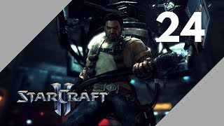 Starcraft II Wings of Liberty | Invading Char | Ep. 24