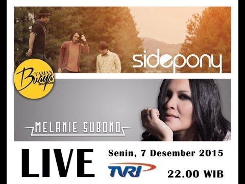 Gue Rock n Roll - Melanie Subono - Taman Buaya Beat Club TVRI - 07 Desember 2015