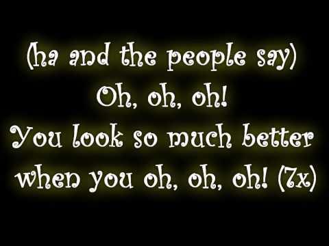 I Smile [kirk Franklin] Lyrics On Screen video