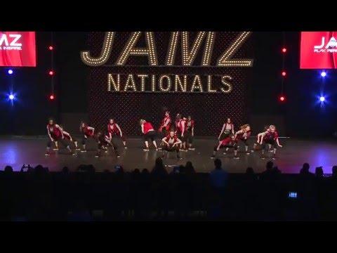 Centennial Cheer Hip Hop Routine JAMZ 2016