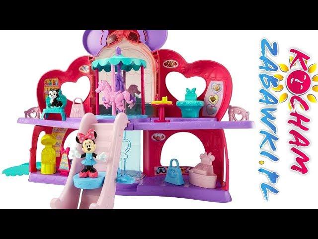 Minnie Mouse • Śliczny sklepik Minnie • Disney • bajki po polsku