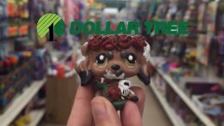 Toy Hunting @ Dollar Tree + Haul