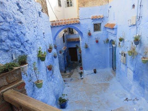 【2017 Apr.摩洛哥之旅】Morocco--Part 3 (契夫蕭安)