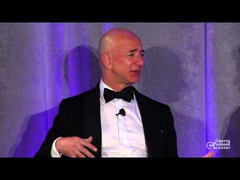 Jeff Bezos Genius Award Speech - Liberty Science Center Genius Gala 4.0