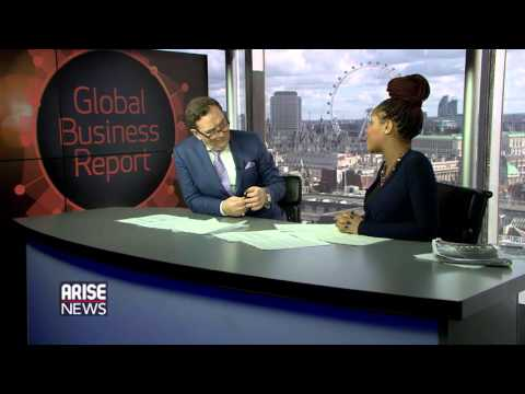 Arise News (Global Business Report) 28 March 2015