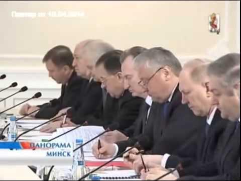 Лукашенко снова устроил чиновникам разнос! Несколько уволено прямо на месте.