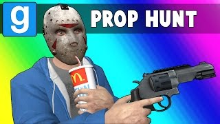Gmod Prop Hunt Funny Moments - Best Combo Ever! (Garry's Mod)