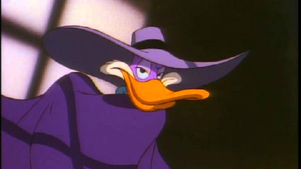 Dark Wing Duck Nude