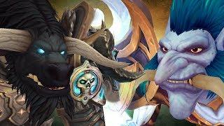 UNSERE WOWOCHE #9 | World of Warcraft Talk / Podcast - Döner und Gedichte