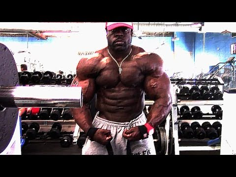 Kali Muscle: Traps & Biceps Workout