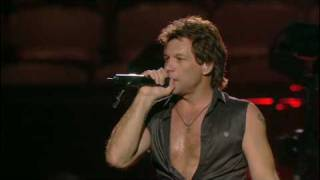 Bon Jovi - Born To Be My Baby (Live at Madison Square Garden)