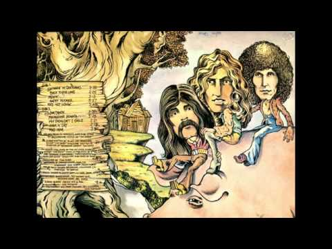 Black Oak Arkansas - Back To The Land