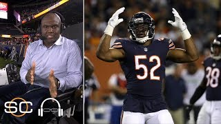 Booger McFarland: Khalil Mack is a 'generational type player' | SC with SVP | ESPN
