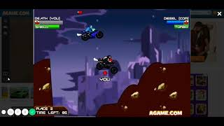 Diesel And Death Motorcycle Racing Game   Free online games at Agame com