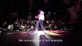 RED BULL BC ONE UAE CYPHER ACTION CLIP 2015 DIRTY