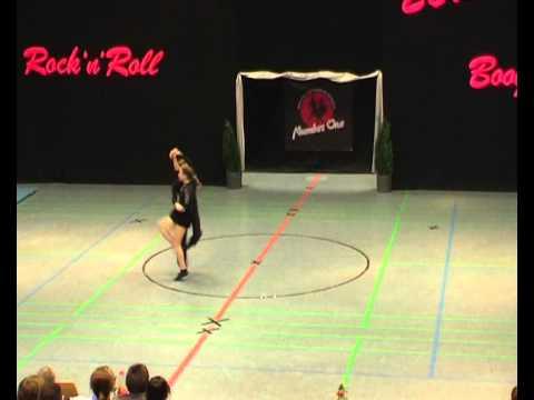 Siwa Radtke & Toren Radtke - Landesmeisterschaft NRW 2012