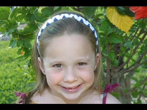 Make Ribbon Woven Headbands (Part One) by www.hair-hardware.com