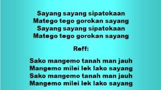 Download Lagu Lagu dan Tari Nusantara: SIPATOKAAN - Lagu Anak Gratis STAFABAND