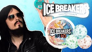 Irish People Try Ice Breakers Mints