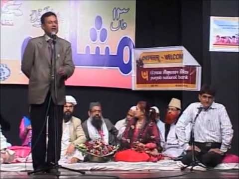 All India Mushaira 2011 Shakeel Part 11.wmv