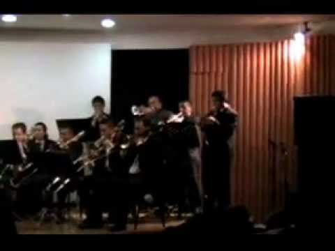 Porro Suite Colombiana N°1 By Gentil Montaña - big band