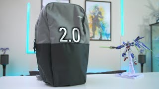 What's In My Minimalist Gadget Backpack 2.0!