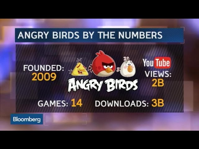 Rovio Entertainment Launches Angry Birds 2