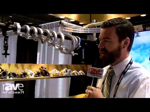 InfoComm 2014: The Light Source Illuminates Offerings of Clamping and Rigging Hardware