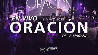 ???? Oración de la mañana (Música Cristiana) - 2 Mayo 2019 - Su Presencia (Nora, Germán y Laura)