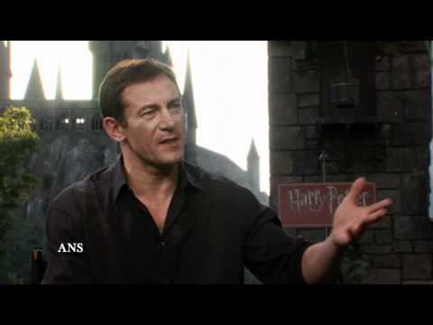 JASON ISAACS HARRY POTTER INTERVIEW
