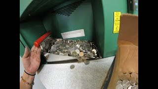 keep your money! no fees at CoinStar!