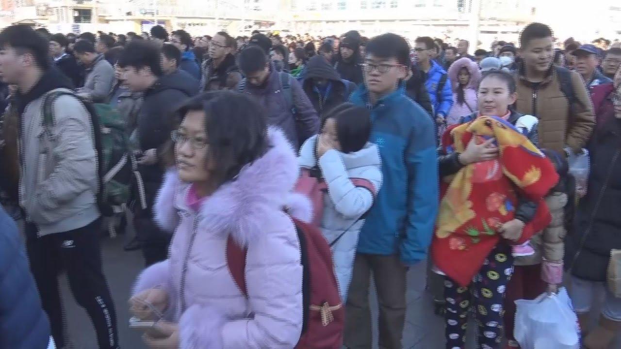 中国 30億人大移動始まる