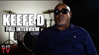 Keefe D on 2Pac, Orlando Anderson, Suge Knight, Puffy (Full Interview)