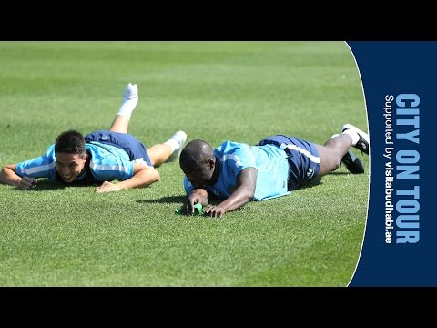 YAYA TOURE ON NEW SEASON | CityTV Exclusive