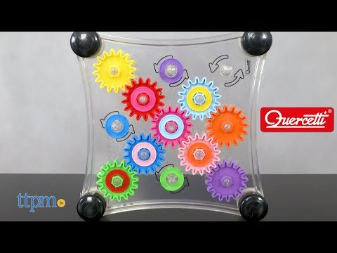 Georello Junior Busy Gears from Quercetti